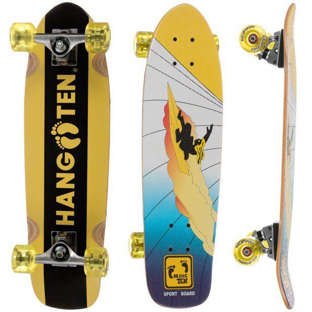 CRUISER HANG TEN SURF 67X19cm