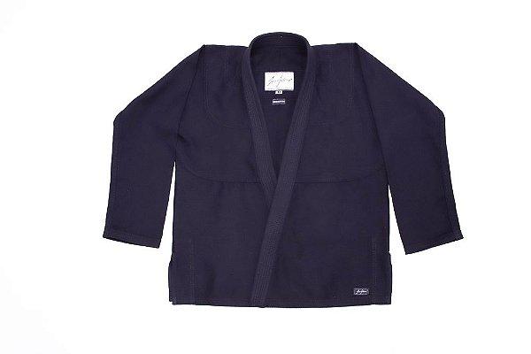Kimono Jiujiteiros Trançado Preto