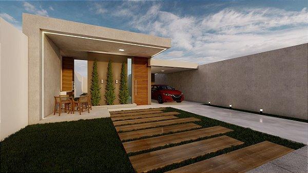 Casa para terrenos 10x20