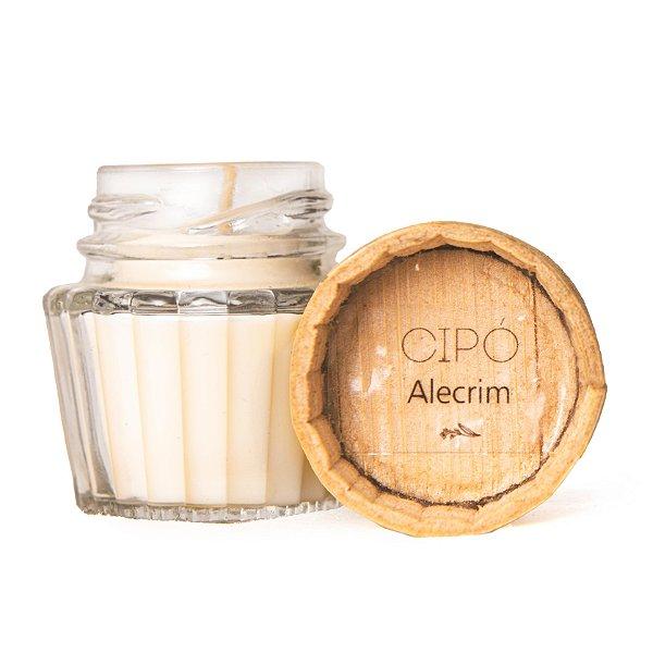 Vela de Alecrim (50g)