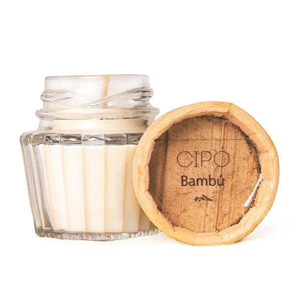 Vela de Bambu (50g)