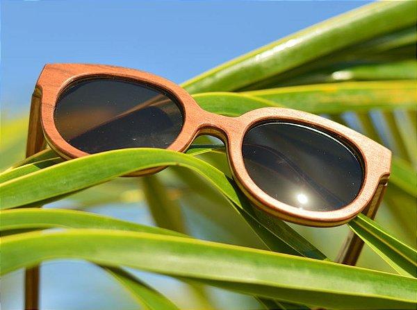4d767af03a5a3 ARRAIA Escuro - Óculos de Madeira - Manglier