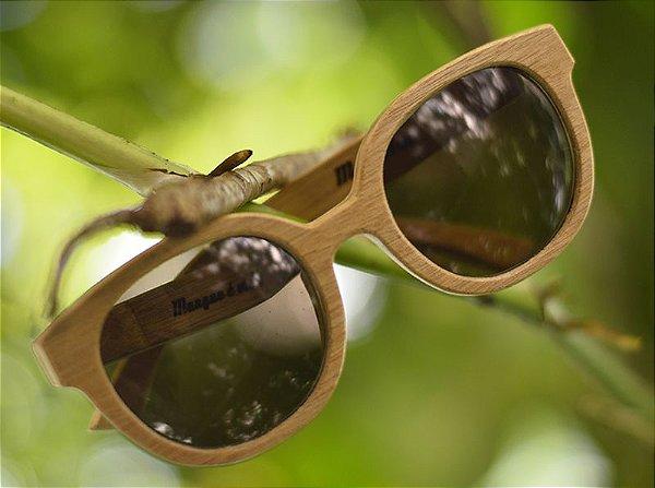 b3d3bab0f09b5 ARRAIA Claro - Óculos de madeira - Manglier