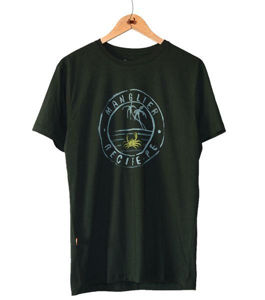 Camiseta Recife Manglier - Verde Floresta