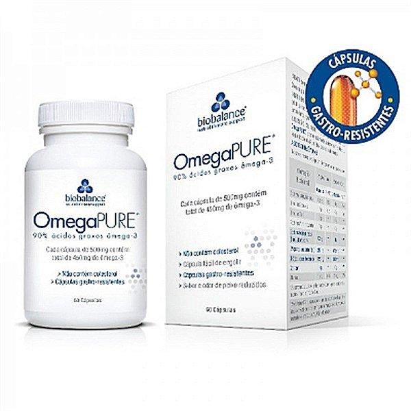 OmegaPure 60 cápsulas