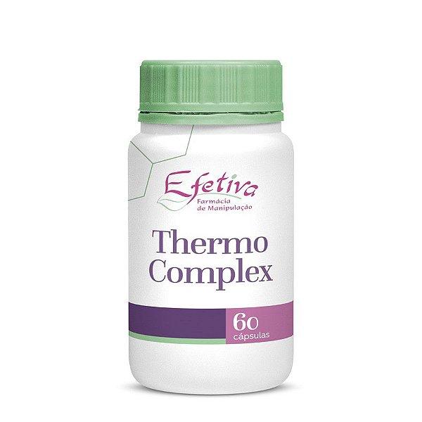 Thermo Complex Cápsulas para Acelerar o Metabolismo