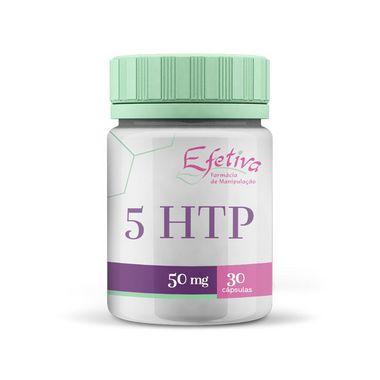 5 HTP 50mg 30 cápsulas