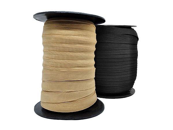 Elástico crochet - 15mm (rolo c/100mts)
