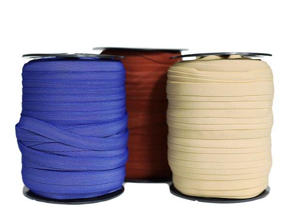Elástico debrum 12mm (rolo c/100mts)
