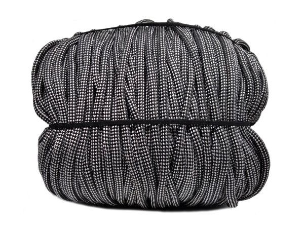 Corda redonda mista - 7mm - (Rolo de corda c/115mts)