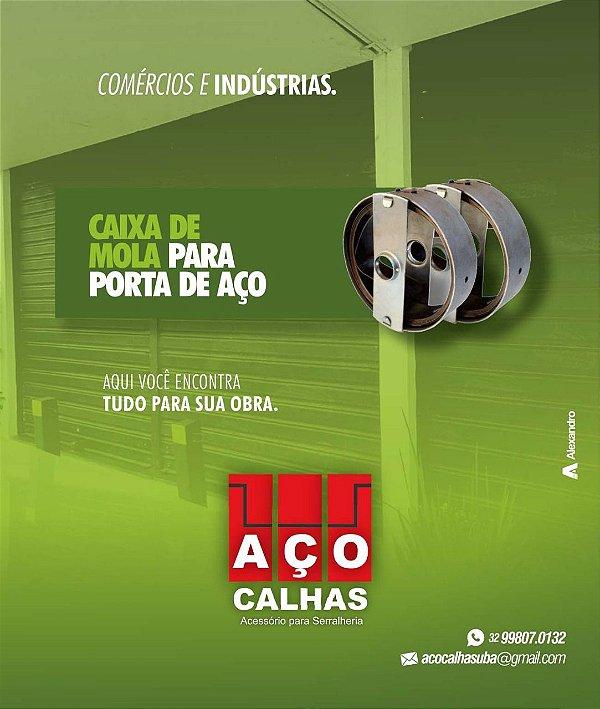 """CAIXA DE MOLA 4,5MT 1.1/4"""""""