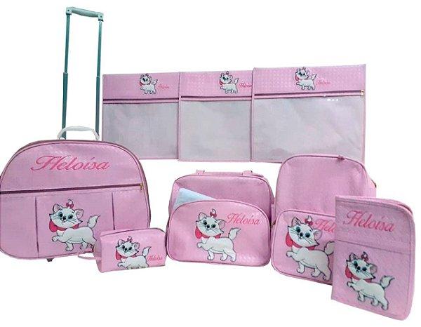 Kit Mala Maternidade e Acessórios Personalizado