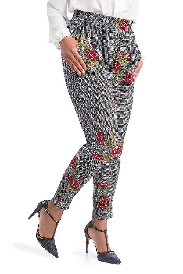 Molde Calça Pijama Graduada nos Tamanhos P ao XGG