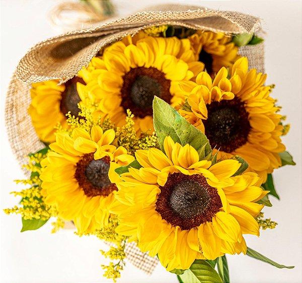 Bouquet de Girassol