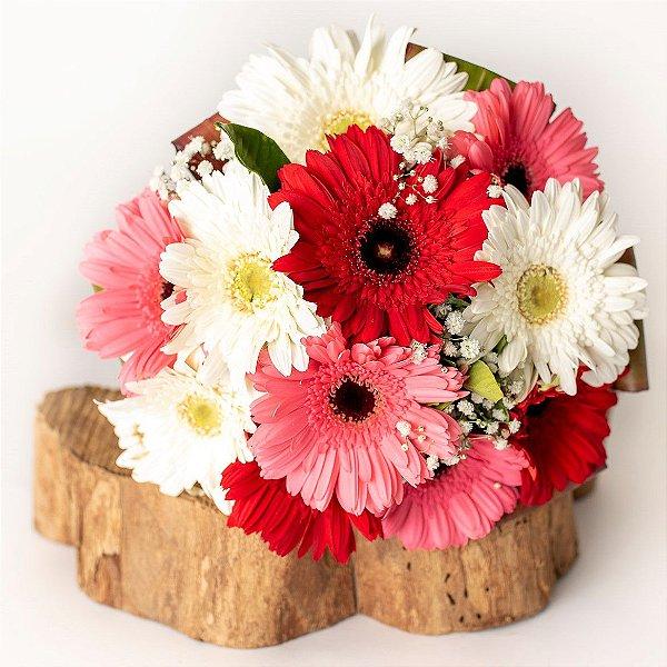 Bouquet de Gérbera