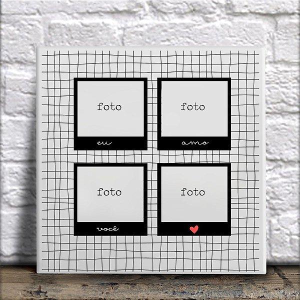 Azulejo Com Fotos Polaroid