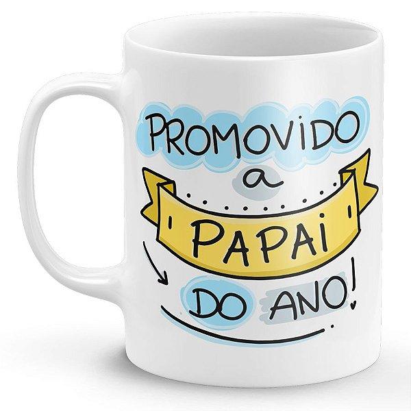 Caneca Promovido a Papai do ano