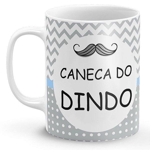 Caneca Dindo Amigo & Parceiro (Modelo 2)