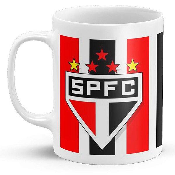 Caneca de Porcelana São Paulo Futebol Clube