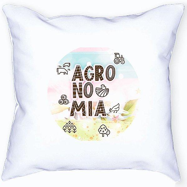 Almofada Personalizada Agronomia