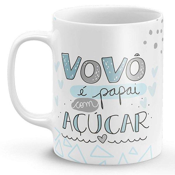 Caneca Vovô é Papai com Açúcar