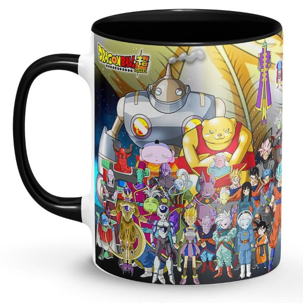 Caneca Dragon Ball Super (Modelo 3)