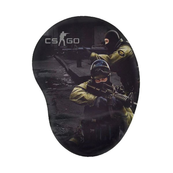 Mouse Pad Ergonômico Counter-Strike Global Offensive