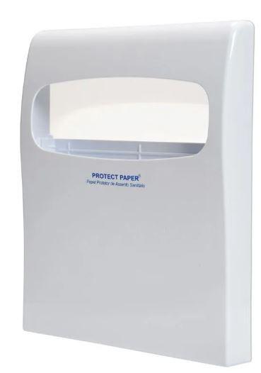 Dispenser/Suporte para Forro Protetor Descartável de Assento Sanitário