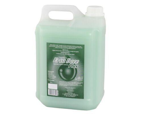 Sabonete Líquido Cremoso Erva Doce Plus- Galão 5L