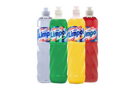 Detergente de Louça Limpol 500ml - Bombril