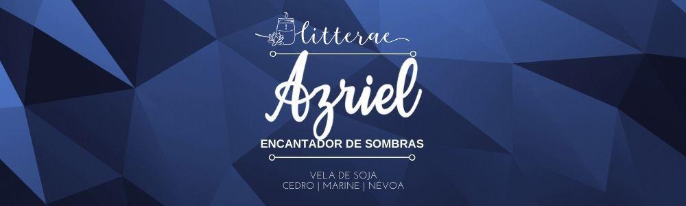 Azriel Encantador de Sombras - Acotar - Vela Grande