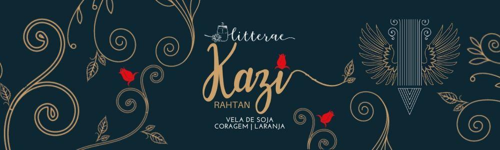 Kazi Rahtan - Dinastia de Ladrões - Mary E Person - vela grande