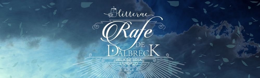 Rafe de Dalbreck - Mary E Person - vela grande