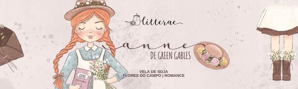 Anne de Green Gables - Vela Grande