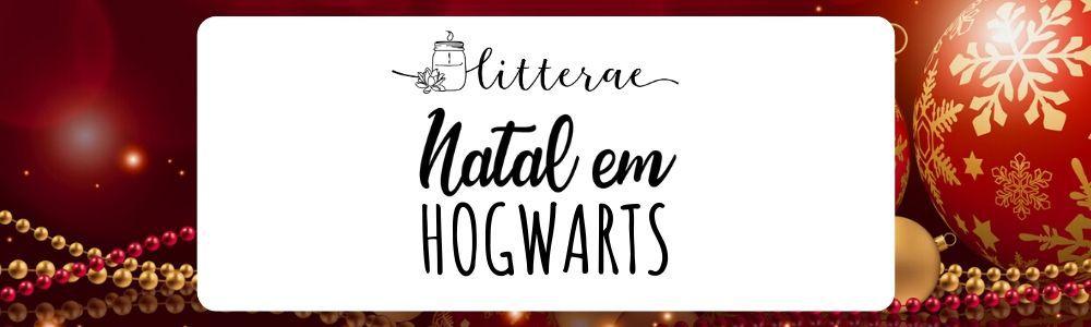 Natal em Hogwarts - Vela Grande