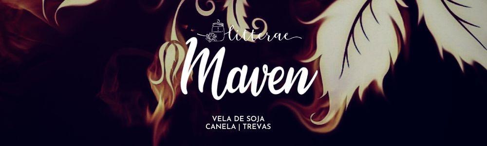 Maven - Vela Grande - A Rainha Vermelha