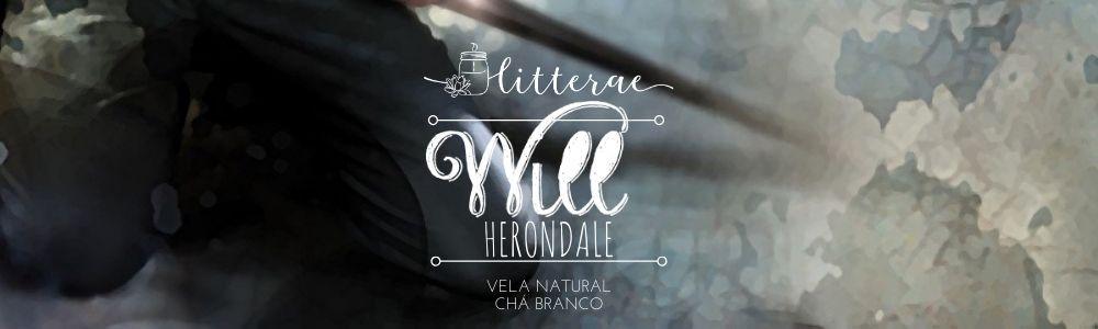 Will Herondale - Shadowhunters - Vela Grande