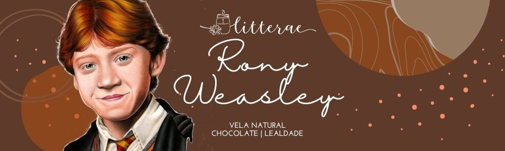 Rony Weasley - Vela Grande
