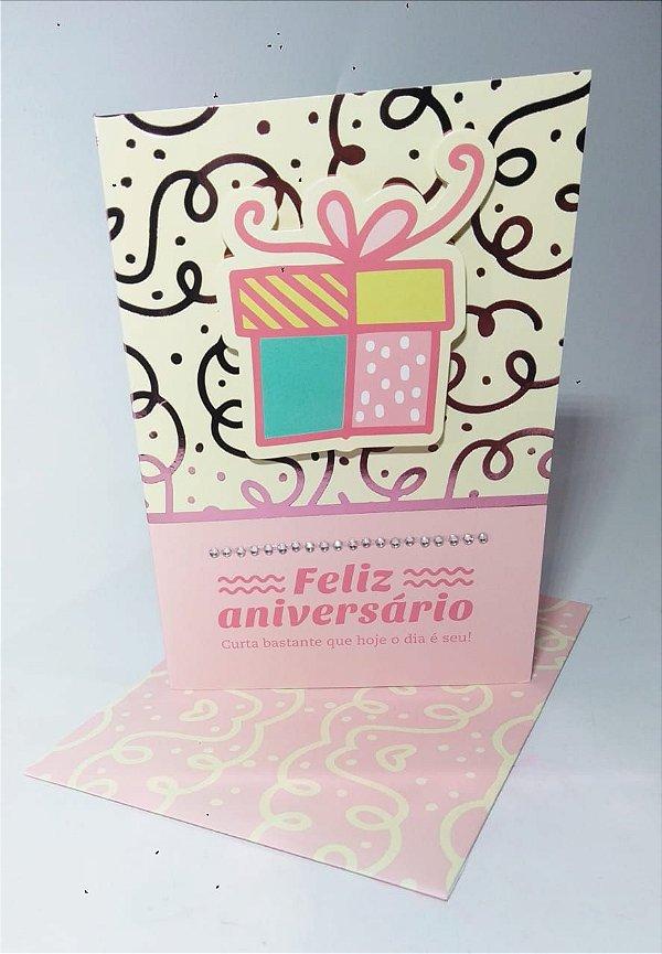 Cartão para Presente