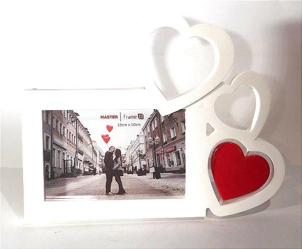 Porta Retrato 3 corações