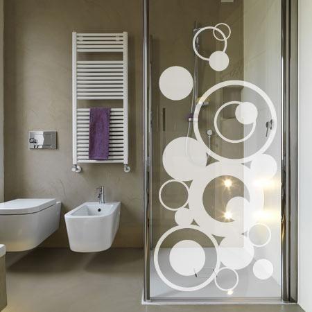 Adesivo jateado para vidros bolhas - 210x0,80 - Consulte outras medidas