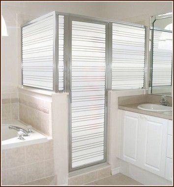 DUPLICADO - Adesivo jateado semi-privado - faixas de 100x100 cm