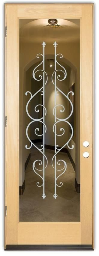 Lindos Adesivos Jateados Para Vidros Ferros 1 - 160x050 cm