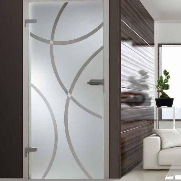 Faixas de adesivo jateado para portas, janelas, box, divisórias, privacidade e segurança