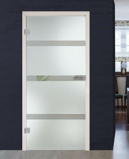 Adesivo Jateado Semi-privativo 210x100 cm.