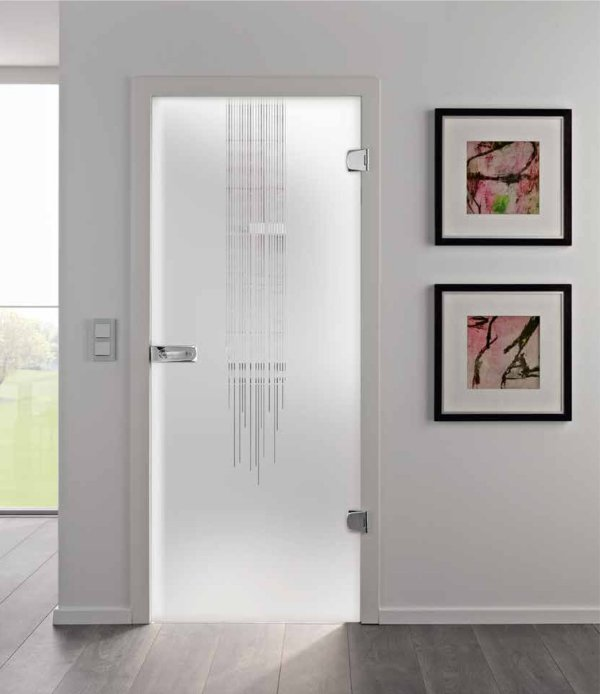 Adesivo jateado Flow Full - 215x100 cm