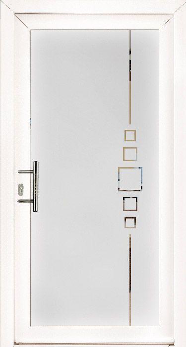 Adesivo Jateado Para Portas 210x100 cm