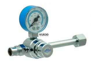 Válvula Reguladora para Cilindro de Óxido Nitroso