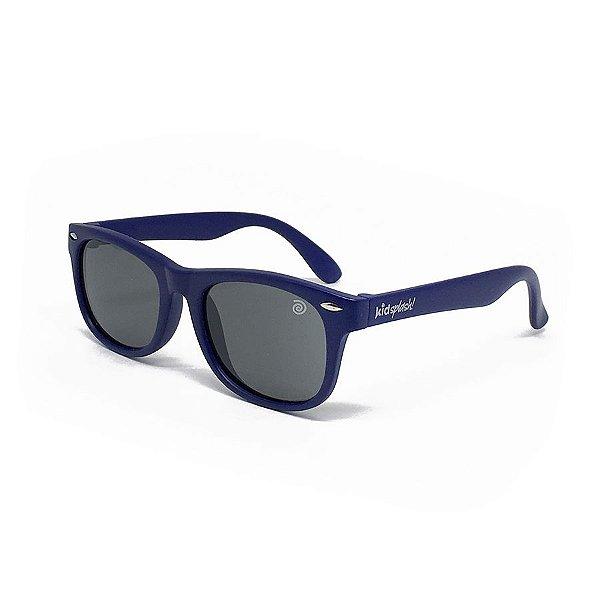 Óculos de Sol Flexível - Azul Marinho