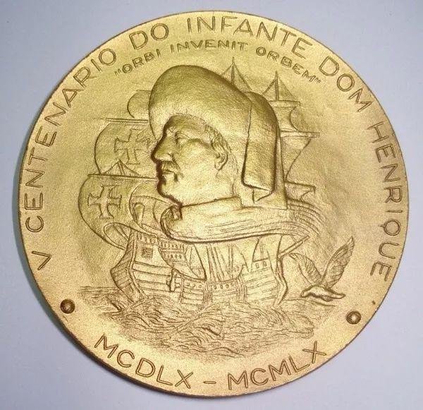 Medalha de Bronze - V Centenário do Infante Dom Henrique